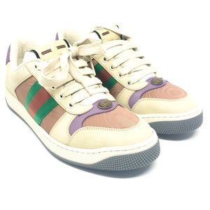 Brand New Gucci Women's Screener Sneaker